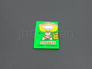 Garbage Pail Kids 1986 Series 3 Unopened Pack