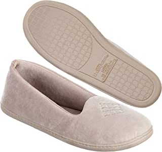 Women's Rebecca Microfiber Velour Slipper
