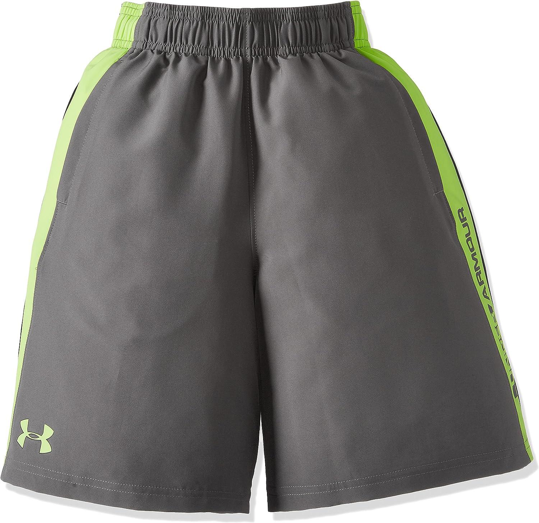 Under Armour Boys Impulse Woven Shorts