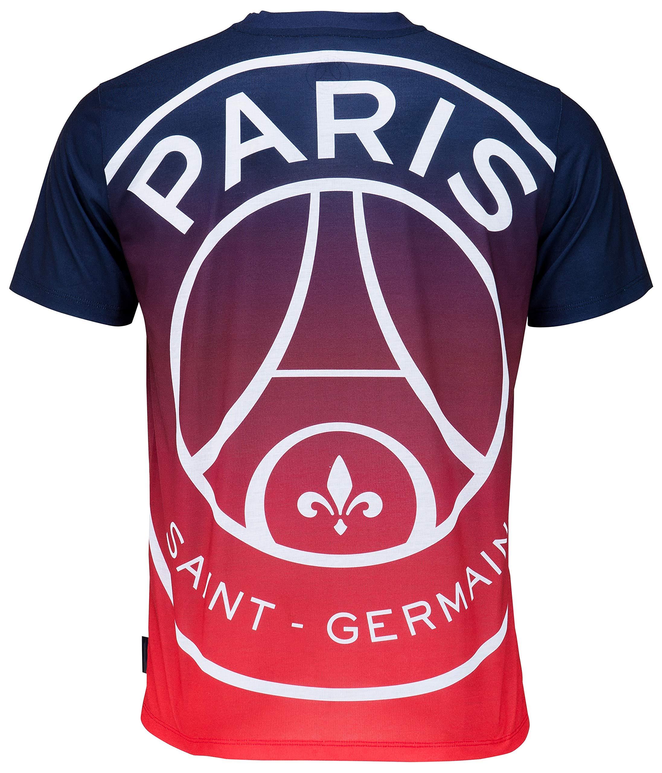 PARIS SAINT GERMAIN Camiseta PSG - Colección Oficial Talla niño 8 años: Amazon.es: Deportes y aire libre
