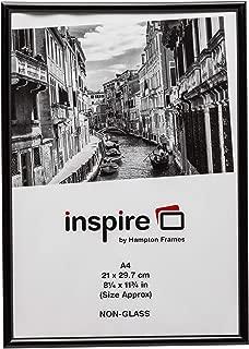 The Photo Album Company 21 x 29.7 cm A4 Photo Frame - Black