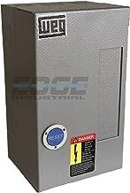 WEG 10HP 3 PHASE MAGNETIC STARTER FOR ELECTRIC MOTOR AIR COMRPESSOR 10HP 3 PHASE 230V 32 AMP