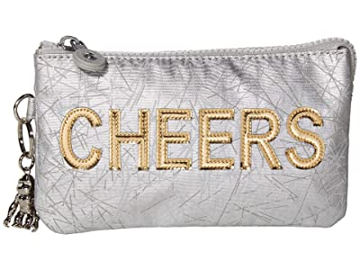 Kipling Creativity Large Pouch (Cheers 1) Clutch Handbags
