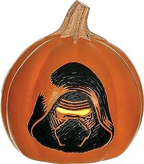 Star Wars Kylo Ren Light Up Pumpkin