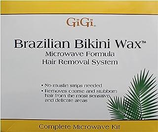 Gigi 巴西脱毛蜜微波蜡套, 16 盎司