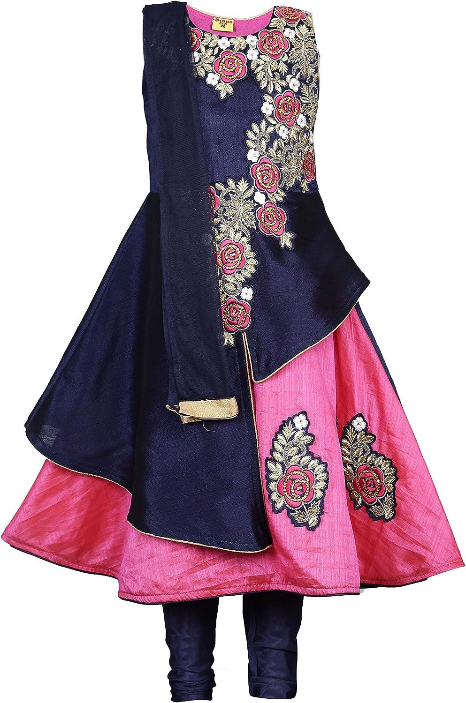 Ashwini Lowest price challenge Popular brand Girls Embroidery Suit Salwar
