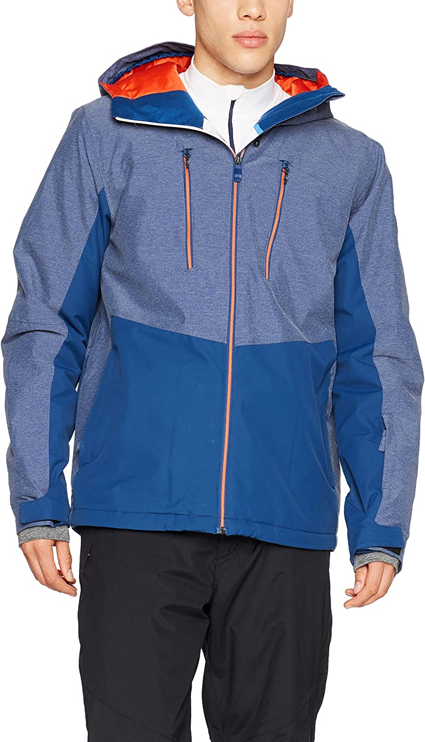 Quiksilver Men's Mission Plus Snow Jacket