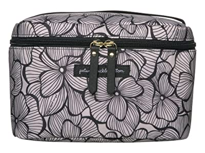 petunia pickle bottom Bordeaux Blooms Travel Train Case (Bordeaux Blooms) Diaper Bags