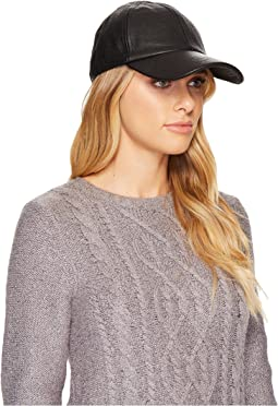 UGG - Leather Baseball Hat
