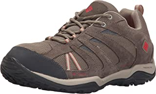 Columbia Women's Dakota Drifter Waterproof Hiking Shoe, Breathable Leather, Durable