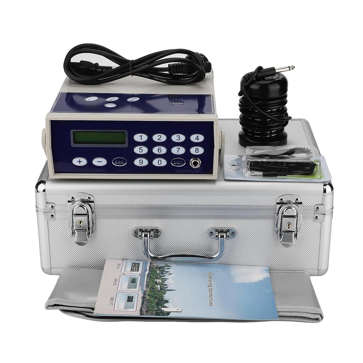 アスペクトファイバエミュレーションボディデトックスマシン、フットバススパクレンジングマシン遠赤外線治療ベルト(US Plug)
