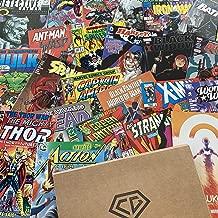 graphic novel subscription box