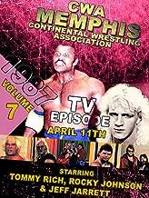CWA Memphis Wrestling TV Broadcasts 1987 Vol 7