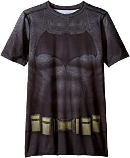 Batman Suit Short Sleeve (Big Kids)