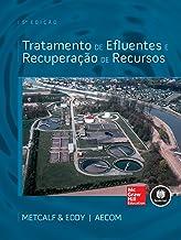 Tratamento de Efluentes e Recuperação de Recursos (Portuguese Edition)