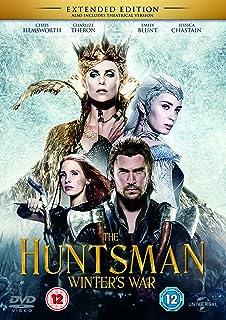 Huntsman - Winter's War [Edizione: Regno Unito] [Reino Unido] [DVD]