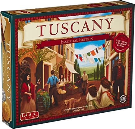 Tuscany Essential Edition Board Game