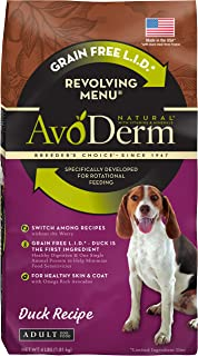 Best avoderm dog food ingredients Reviews