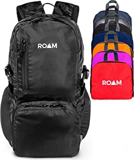 Roam 25L Lightweight Packable Backpack Hiking, Travel, Beach, Foldable Day Pack