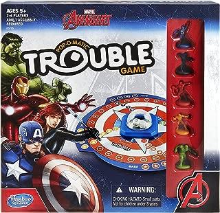 Marvel Avengers Trouble Game
