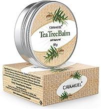 روغن چای روغن چای BALM -100٪ همه طبیعی   ناراحتی های رایج پوستی را تسکین می دهد. کرم ضد قارچ عالی برای اگزما ، پسوریازیس ، بثورات پوستی ، پوست خشک ، کوتیکول ها ، بواسیر ، زین زخم و موارد دیگر! تضمین