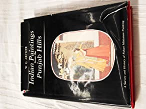 Indian paintings from the Punjab Hills;: A survey and history of Pahari miniature painting,