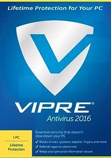 VIPRE Antivirus PC Lifetime Security [Download]