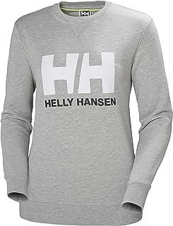 Helly Hansen Women's HH Logo Crew Casual Sports Sweatshirt