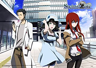 A Paradox of Time High Quality Prints Steins Gate Poster