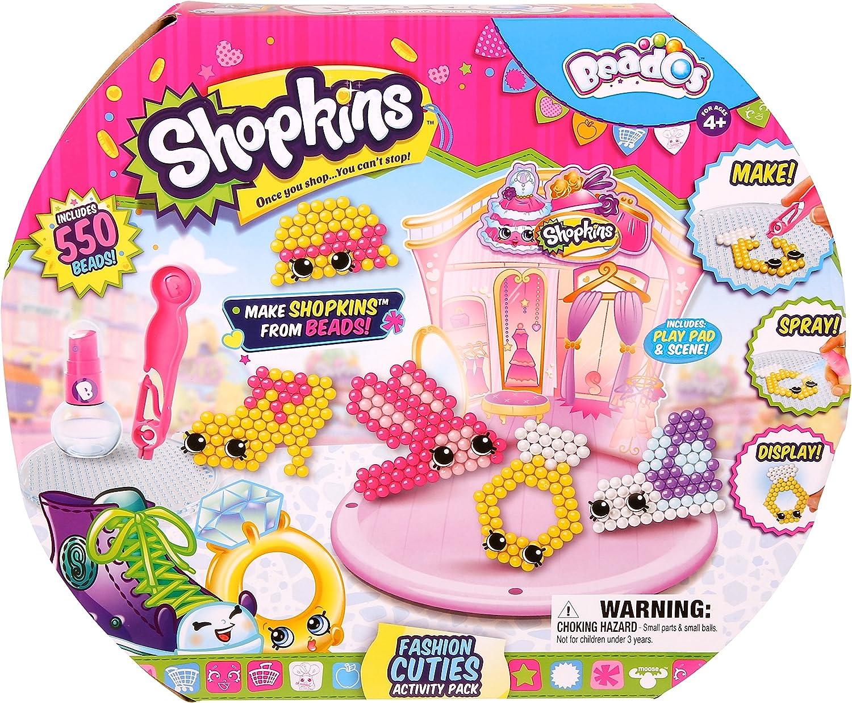 Beados Shopkins Fashion Cuties Cuties Cuties Activity Pack B00W1SWLRE | Haltbar  7f325a