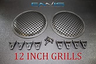 Best speaker grill tabs Reviews