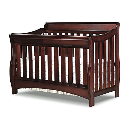 Cherry Wood Cribs Amazon Com