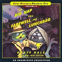 Chet Gecko, Private Eye: Volume 2: The Big Nap & Farewell, My Lunchbag
