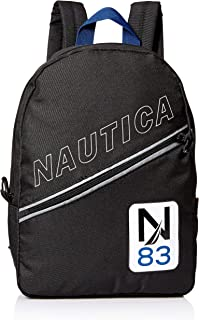 Nautica Tonal Zip Mini Backpack for Kids