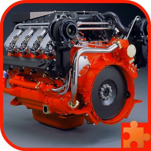 Engine Puzzle Game
