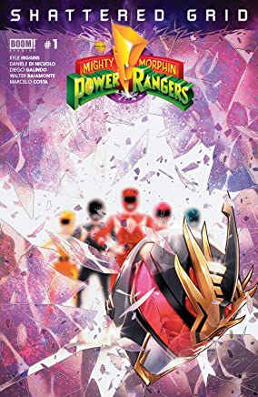 Mighty Morphin Power Rangers: Shattered Grid #1 (English Edition)