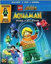 LEGO DCSH: Aquaman:Rage w/mini fig (BD)