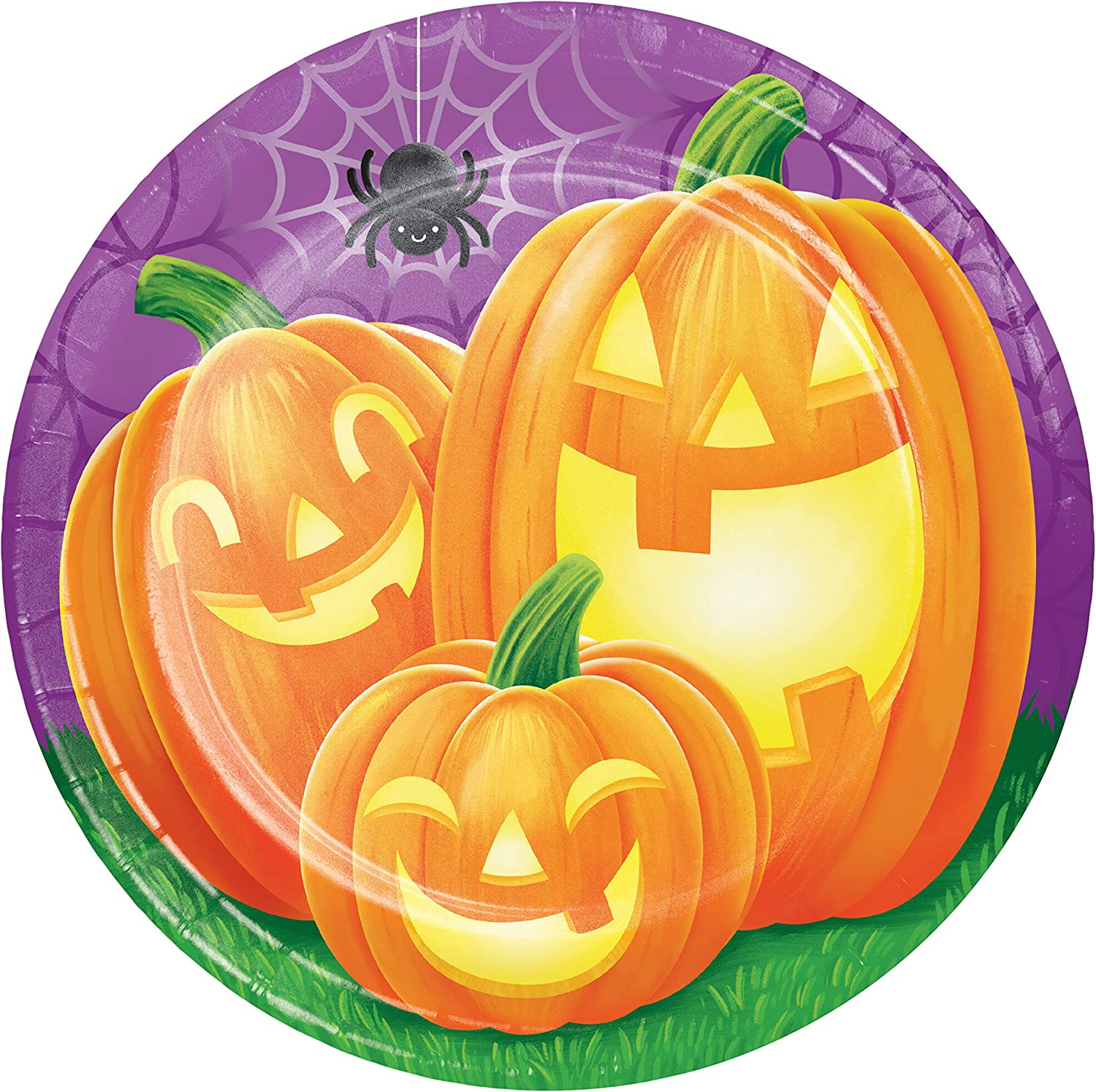 Smiling Pumpkins Party by Creative Converting