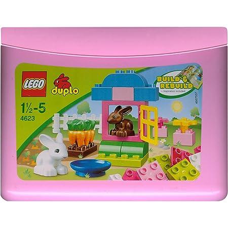 レゴ (LEGO) デュプロ 基本セット ピンクのコンテナ 4623