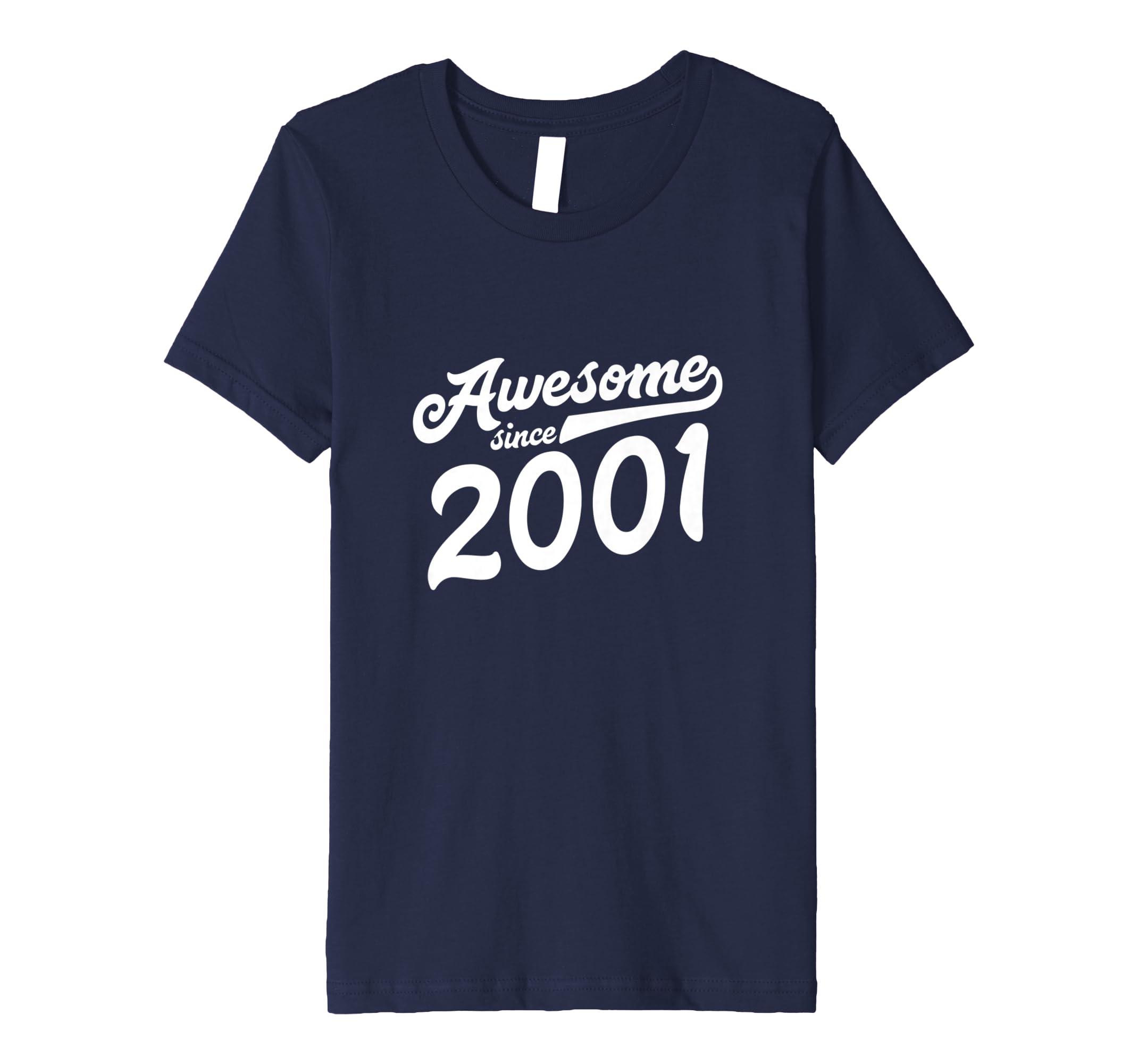 Amazon 18th Birthday Shirt Boys Gifts Son Age 18 Eighteen Nephew Clothing