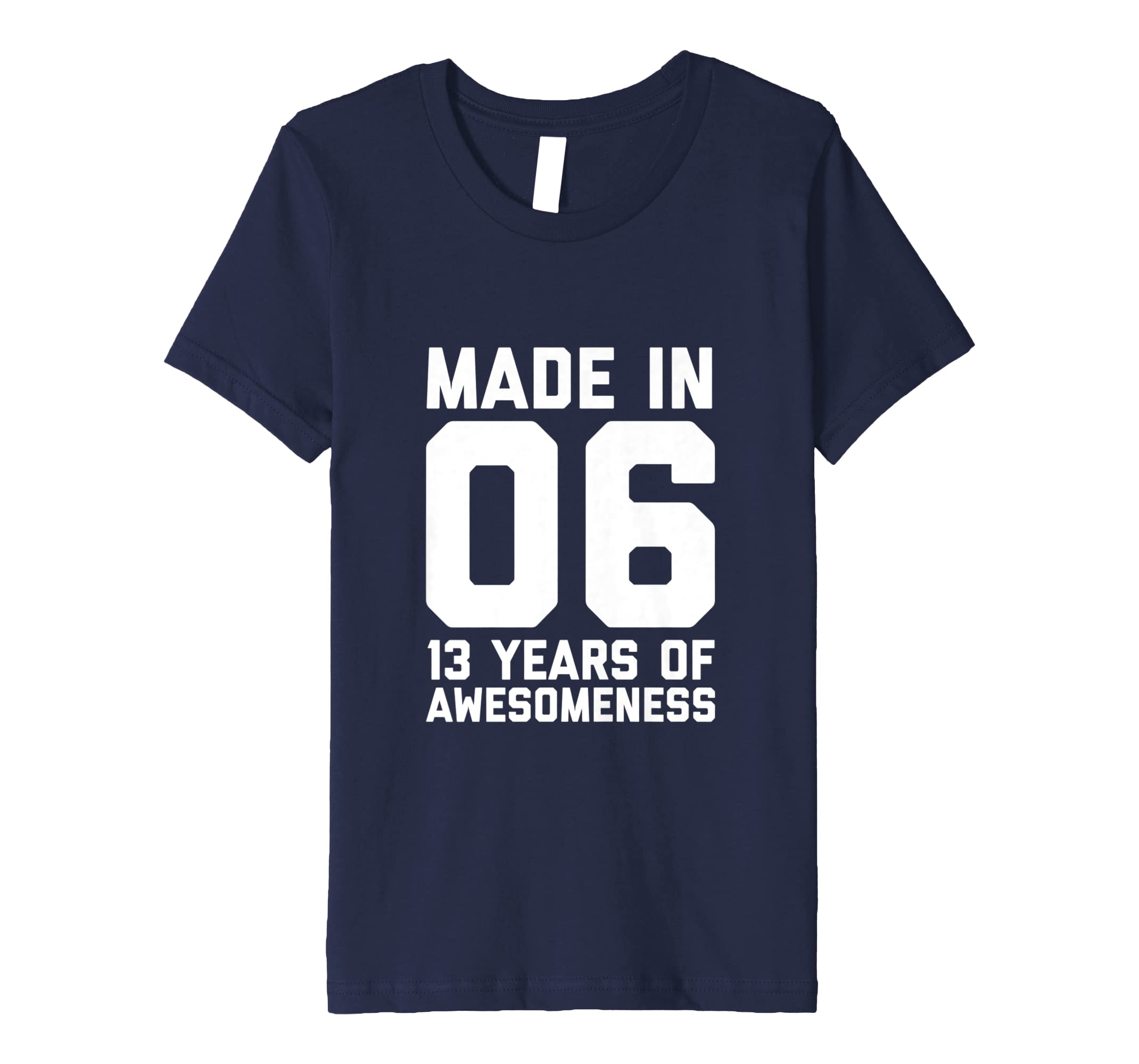 13th Birthday Shirt Girls 13 Year Old Daughter Gift Thirteen Amazoncouk Clothing