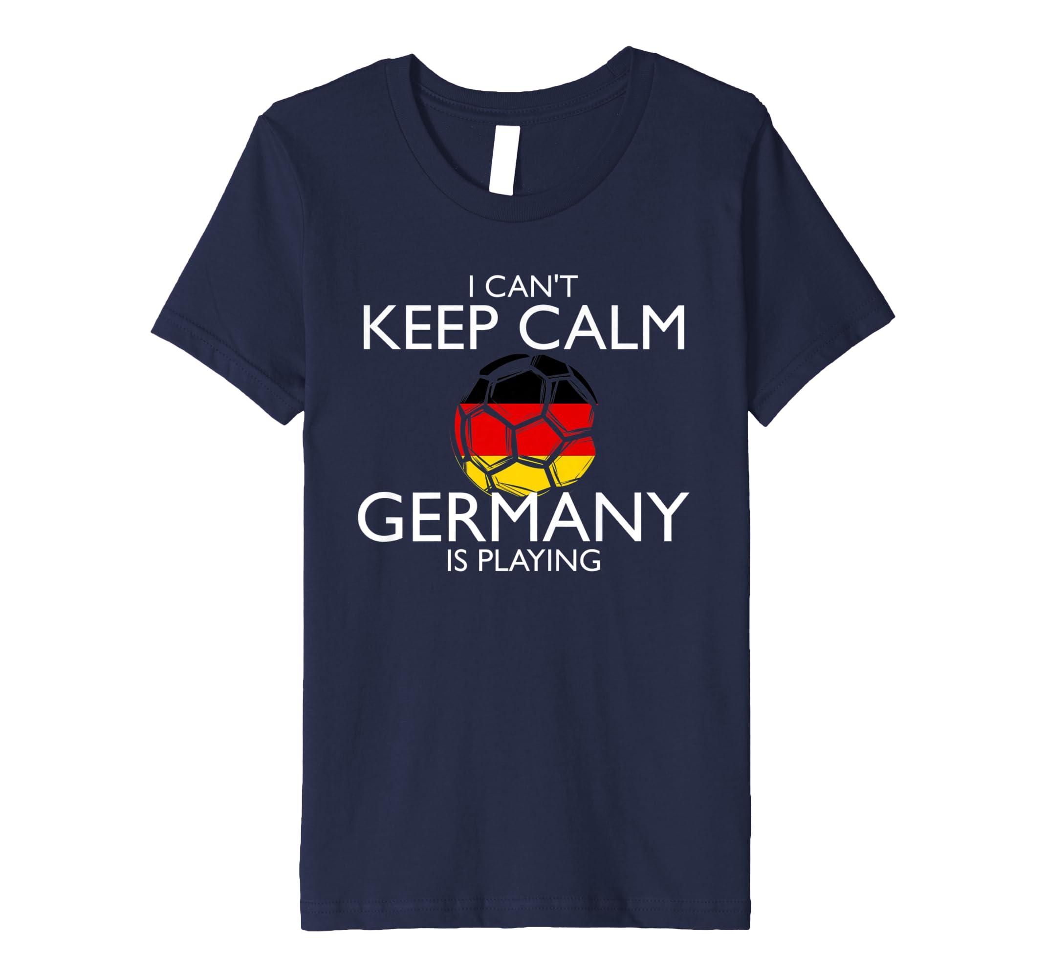 788b5de4319 Amazon.com  Germany Football Jersey 2018 German Soccer T-Shirt  Clothing