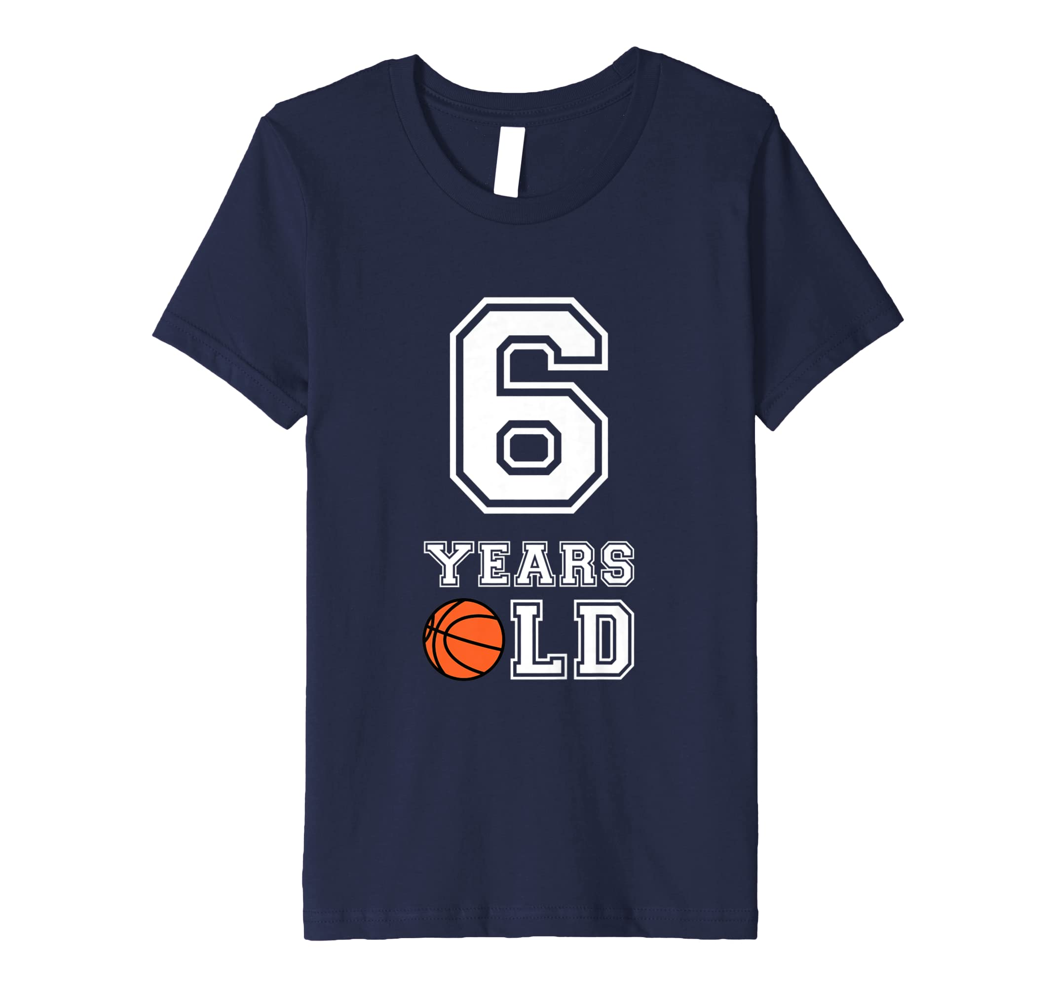 Amazon 6 Years Old Basketball Birthday Shirt Boys 6th Gift Clothing