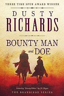 Bounty Man and Doe (The Brandiron Book 5)