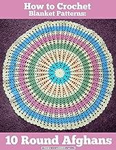 round crochet blanket pattern free