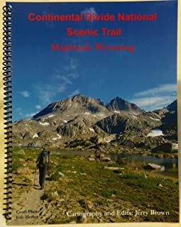 Continental Divide National Scenic Trail, Map Book: Montana