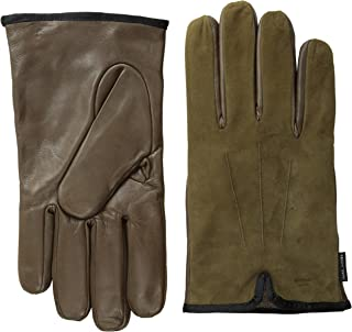 Marc Jacobs Men's Suede Glove with Lambskin Palm