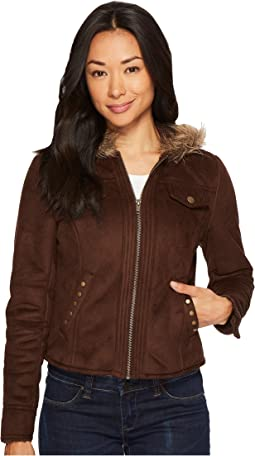 Britney Fun Soft Faux Jacket
