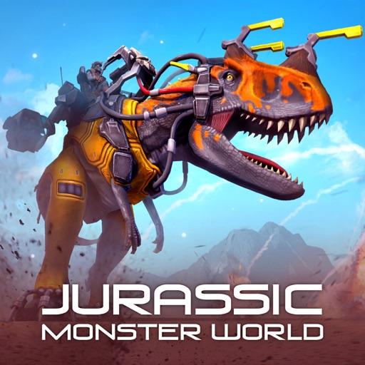 Jurassic Monster World: Dinosaur Wa…