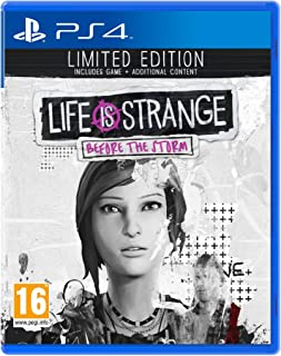 Life is Strange: Before the Storm Limited Edition (PS4)